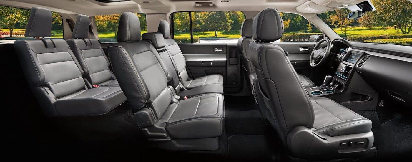 2019 Ford Flex Interior Design