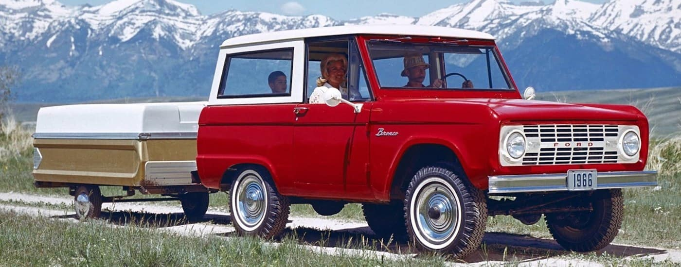 2020 Ford Bronco Kings Ford