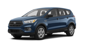A blue 2019 Ford Escape from Kings Ford