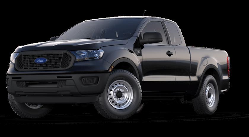 Black 2019 Ford Ranger from Cincinnati Ohio dealer Kings Ford