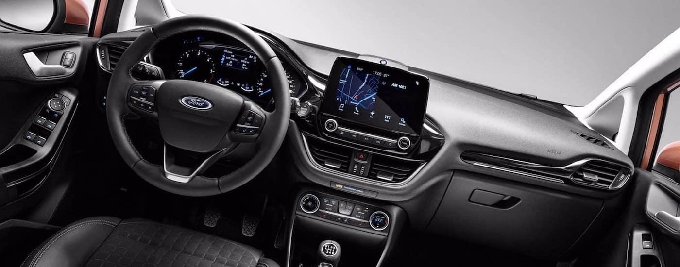 2019 Ford Fiesta Interior Dashboard