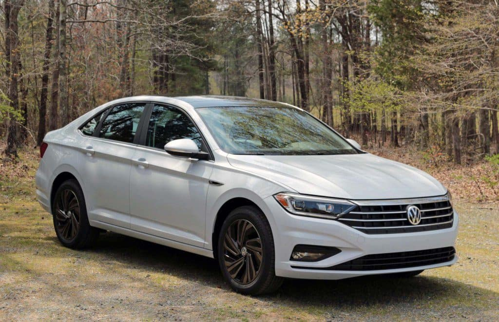 First drive 2019 volkswagen jetta driving lauria volkswagen durham nc after having left the outgoing jetta hanging on the vine for seven long years the next generation model arrives wearing volkswagens latest publicscrutiny Gallery