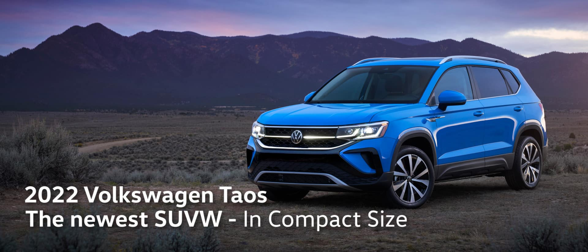 VW Taos at Lauria VW