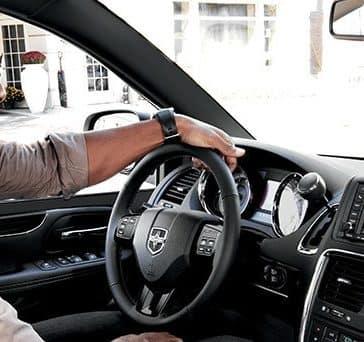 Grand Caravan Steering Wheel
