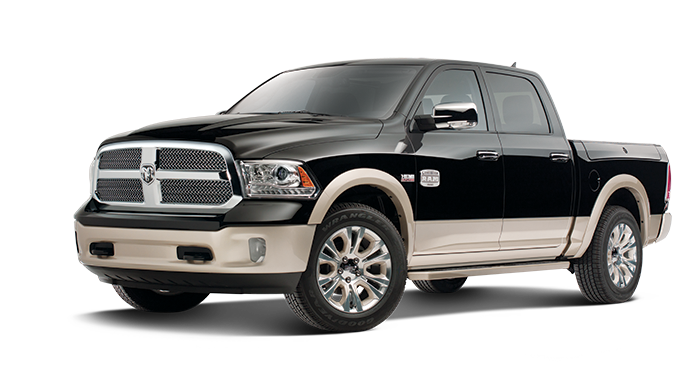 Ram 1500 King of Trucks