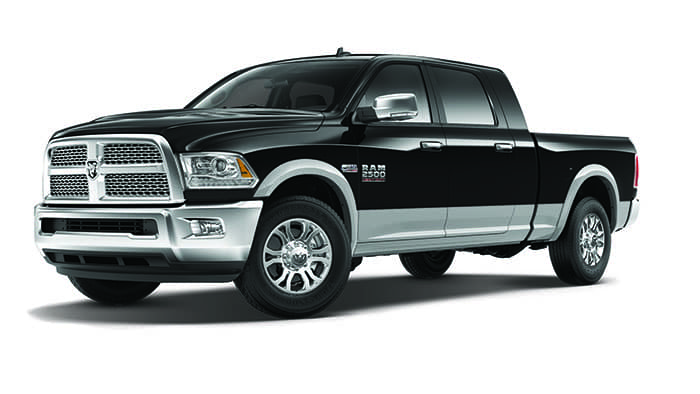 Ram 2500 King of Trucks
