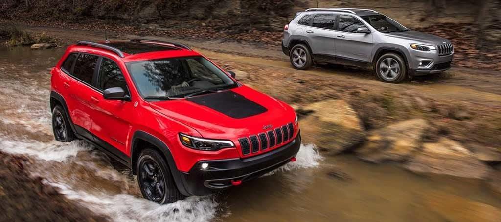 2019 Jeep Cherokee For Sale in Saskatchewan