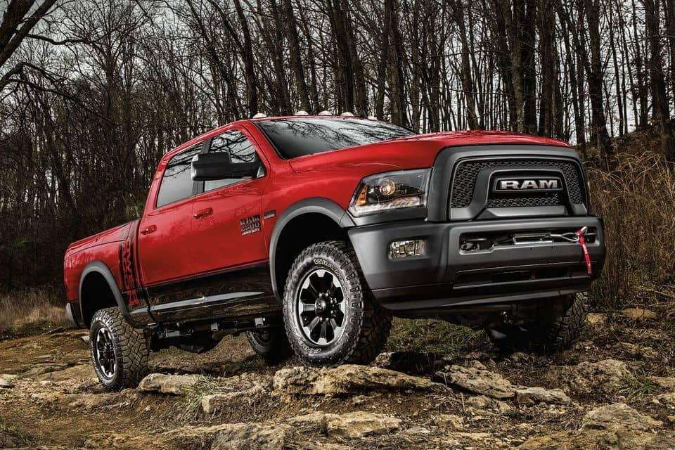 2018 Ram 2500 CA Offroad