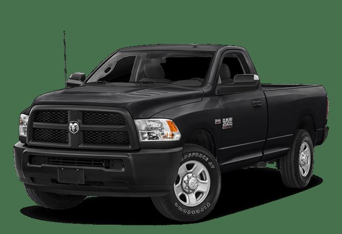 2018 Ram 2500 Black