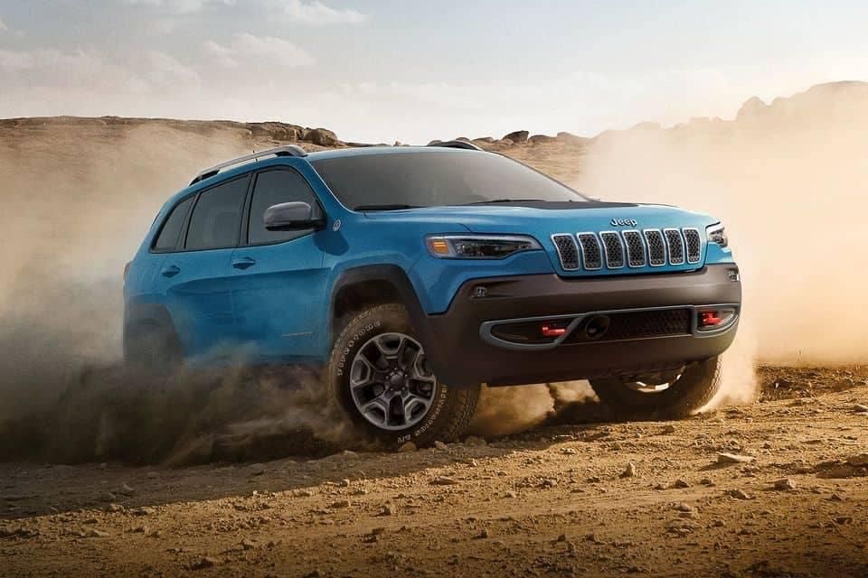 2019 Jeep Cherokee Dusty
