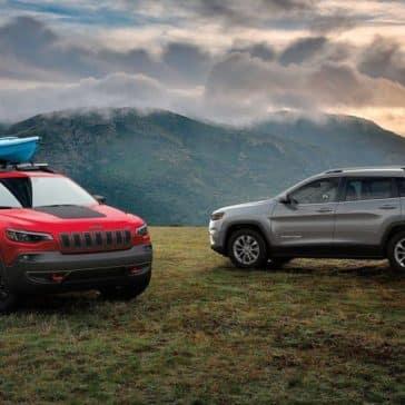 2019 Jeep Cherokee Pair