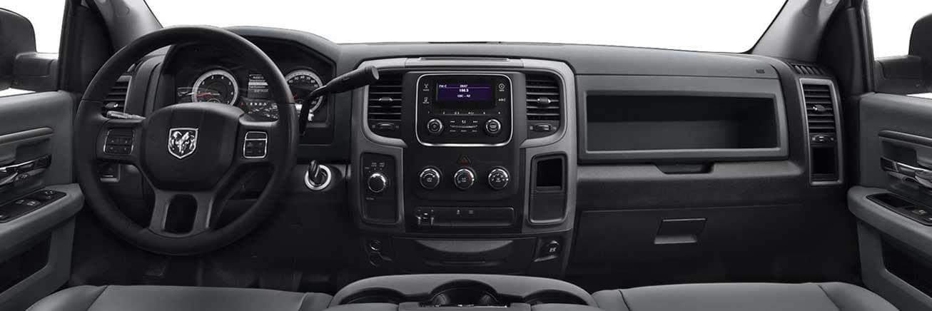 Used Ram 2500 Truck Interior