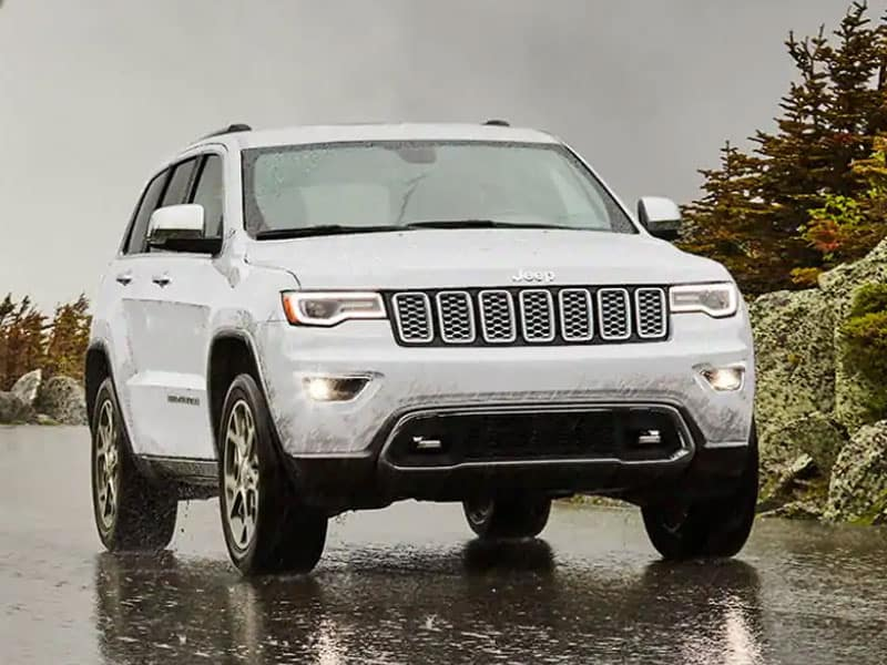 New 2021 Jeep Grand Cherokee Powertrains and Performance