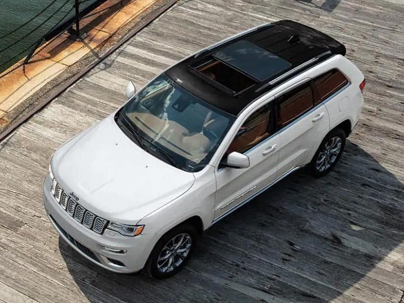 New 2021 Jeep Grand Cherokee Trim Levels