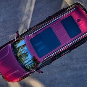 2022 Jeep Wagoneer Available Tri-Pane Panoramic Sunroof