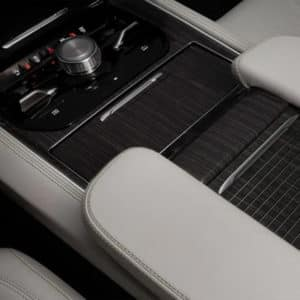 2022 Jeep Wagoneer Interior Features