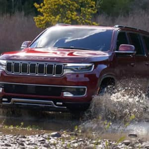 2022 Jeep Wagoneer Uncharted Territory