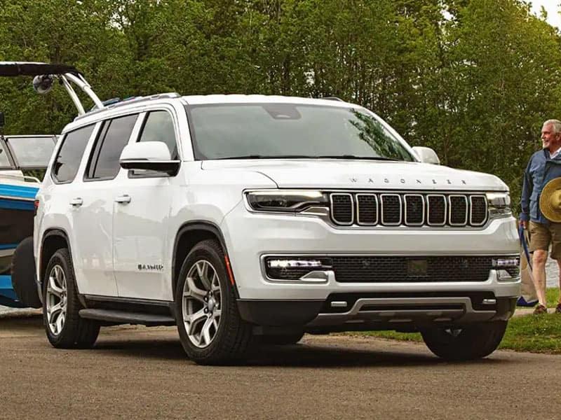 2022 Jeep Wagoneer engines performance and powertrain