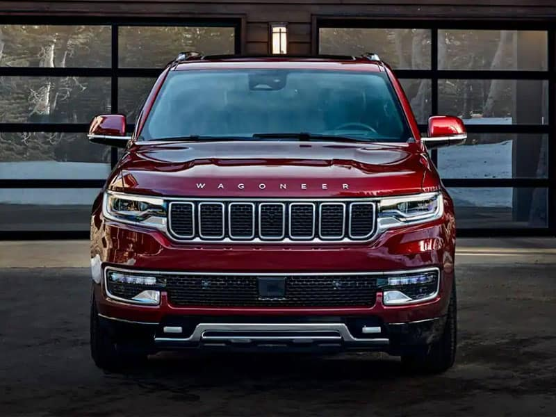 2022 Jeep Wagoneer styling and construction