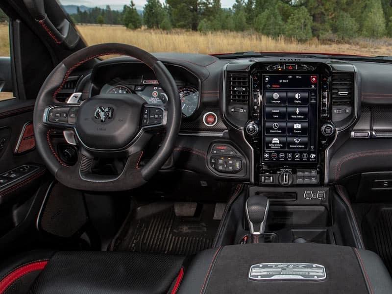 2022 Ram 1500 Interior Comfort and Technology