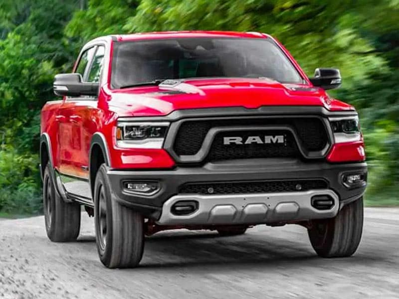 2022 Ram 1500 engines and performance