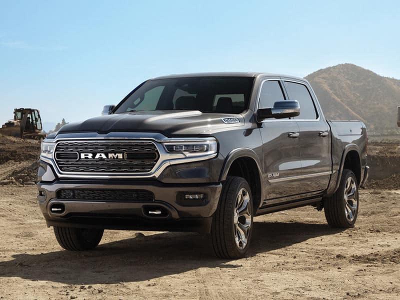 2022 Ram 1500 models and trim levels