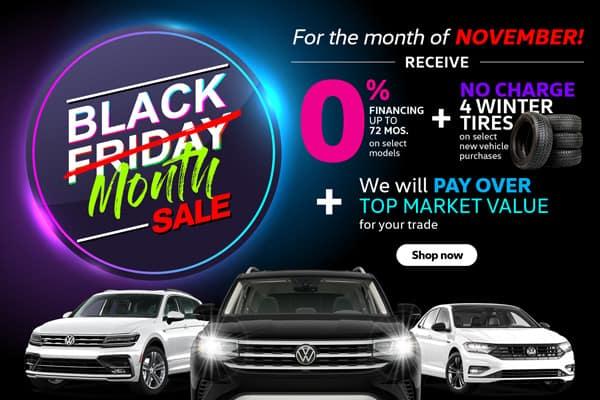 Black Month  Sale