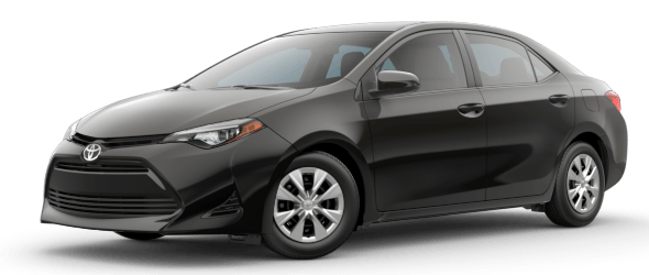 Toyota Corolla L Trim Features & Options