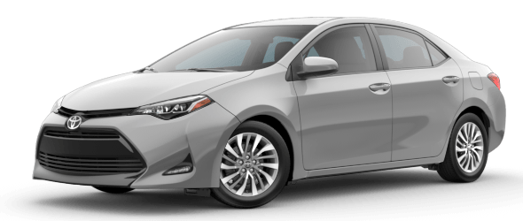 Toyota Corolla XLE Trim Features & Options