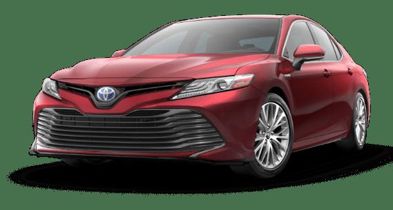 2018 Camry Hybrid TopBanner