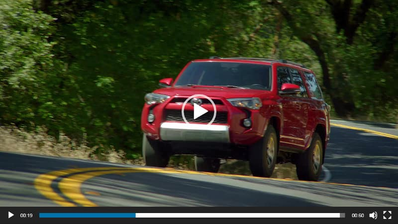 2018 Image of Toyota 4Runner Video Overview