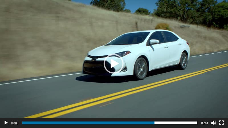 Image of Toyota Corolla Video Overview