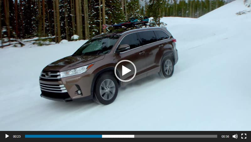 Image of Toyota Highlander Video Overview
