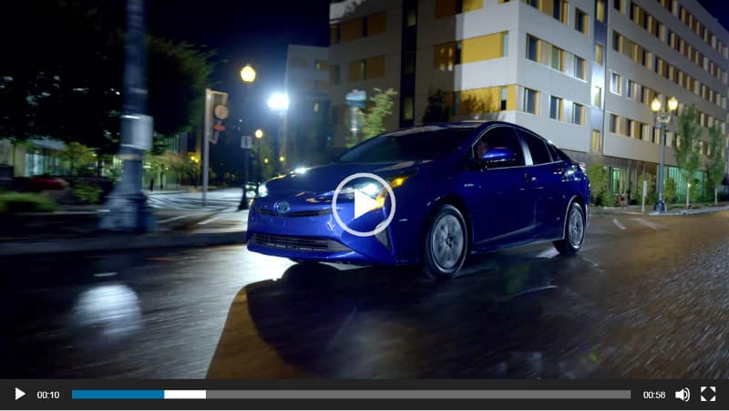 Image of Toyota Prius Video Overview