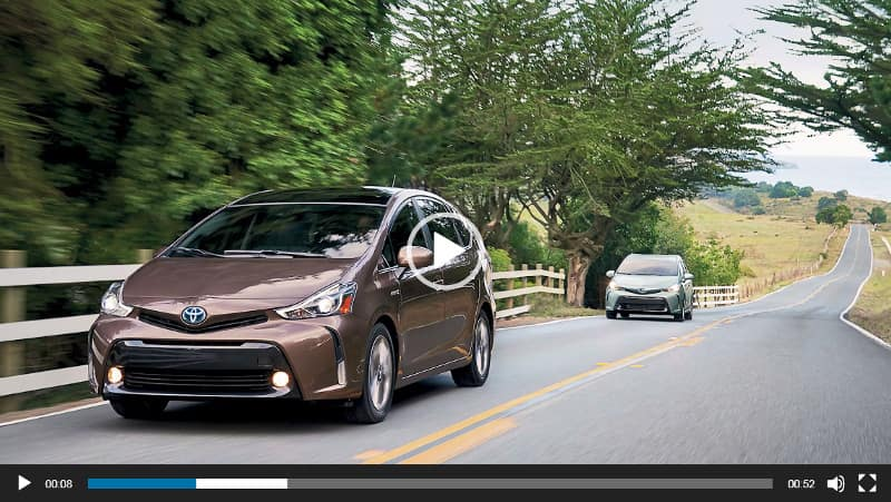 Image of Toyota Prius v Video Overview