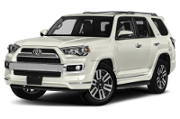 4Runner Toyota Limited Trim Features & Options