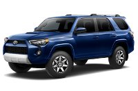 4Runner Toyota TRD Off-Road Trim Features & Options