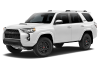 4Runner Toyota TRD Pro Trim Features & Options