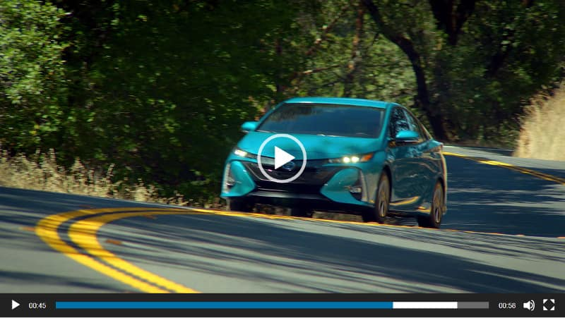 Image of Toyota Prius Prime Video Overview
