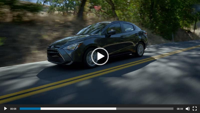 Image of Toyota Yaris iA Video Overview
