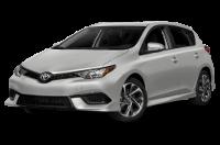 Toyota Corolla iM Trim Features & Options