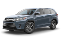 Toyota Highlander LE Plus Trim Features & Options