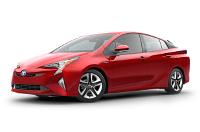 Toyota Prius Three Touring Trim Features & Options