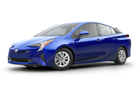 Toyota Prius Two & Two Eco Trim Features & Options