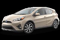 Toyota Prius c Four Trim Features & Options