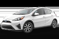 Toyota Prius c One Trim Features & Options