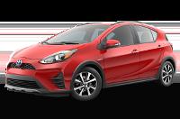 Toyota Prius c Three Trim Features & Options