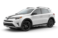 Toyota RAV4 Adventure Trim Features & Options
