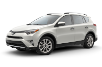Toyota RAV4 Limited Trim Features & Options