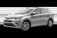 Toyota RAV4 Platinum Trim Features & Options